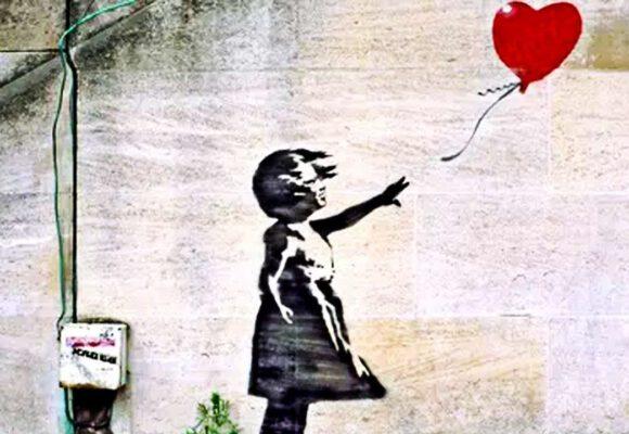 Obrazy z duše slavného graffiti umělce Banksyho