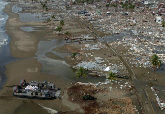 Japonsko se ze ztrát po tsunami léčí terapií větru