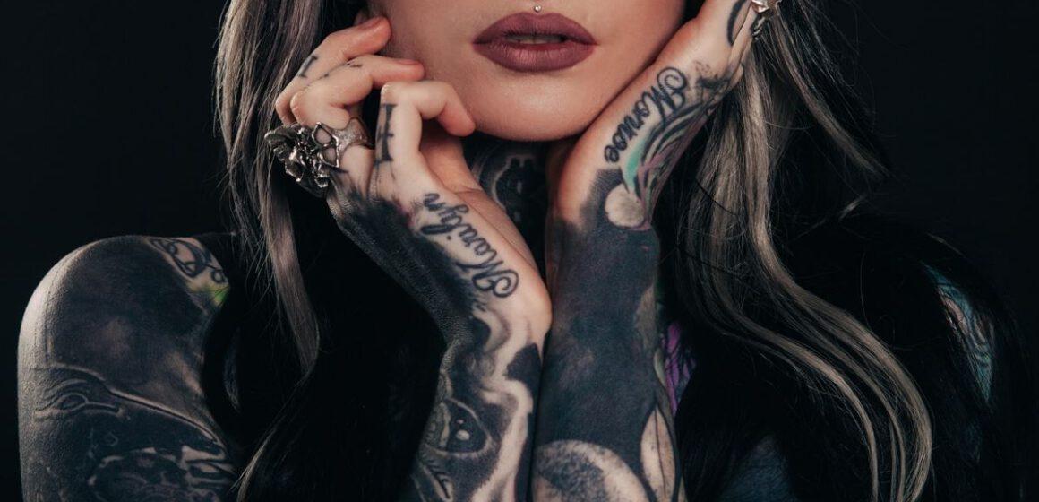Tetování na 100 způsobů