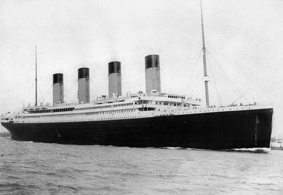 11 faktů o zkáze Titanicu