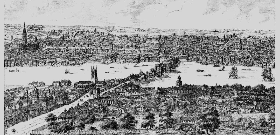 Děsivé ulice středověkého Londýna prozrazují tajemství